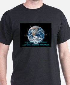 Cute End of the world design T-Shirt