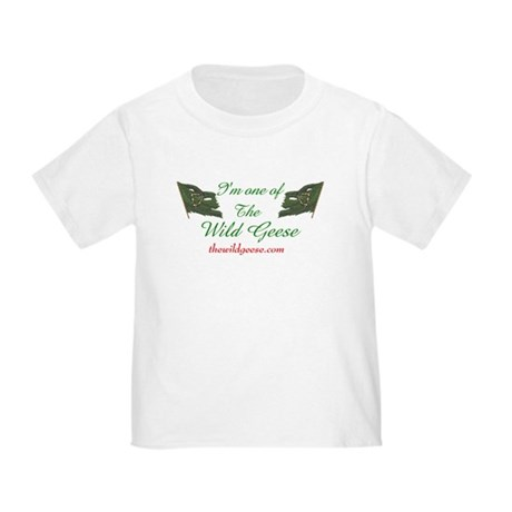 I'm one of The Wild Geese - Toddler T