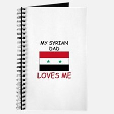My SYRIAN DAD Loves Me Journal