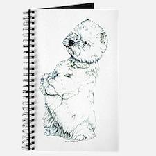 West Highland White Terrier Westie Journal