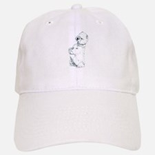 West Highland White Terrier Westie Baseball Baseball Cap