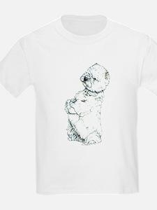 West Highland White Terrier Westie Kids T-Shirt
