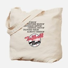 SOFTBALL MOM 2 Tote Bag