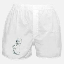 West Highland White Terrier Westie Boxer Shorts