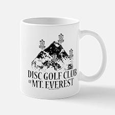 MT. Everest Disc Golf Club Mug