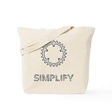 <b>Simplify</b> Tote Bag