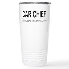 Car Chief Travel Mug