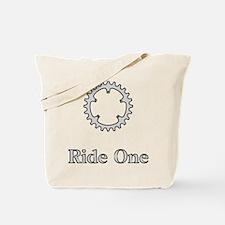<b>Ride One</b> Tote Bag