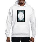 West Highland Westie Designer Hooded Sweatshirt