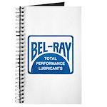 Retro Bel-Ray Logo Journal