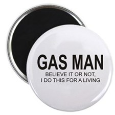 "Gas Man 2.25"" Magnet (10 pack)"