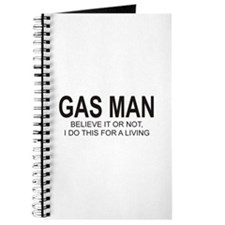 Gas Man Journal