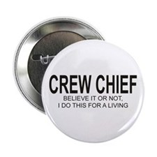 """Crew Chief 2.25"""" Button (100 pack)"""