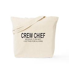 Crew Chief Tote Bag
