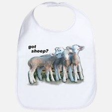 Got Sheep Lambs Bib