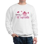 Mommy's Lil' Cupcake Sweatshirt
