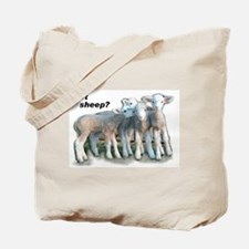 Got Sheep Lambs Tote Bag