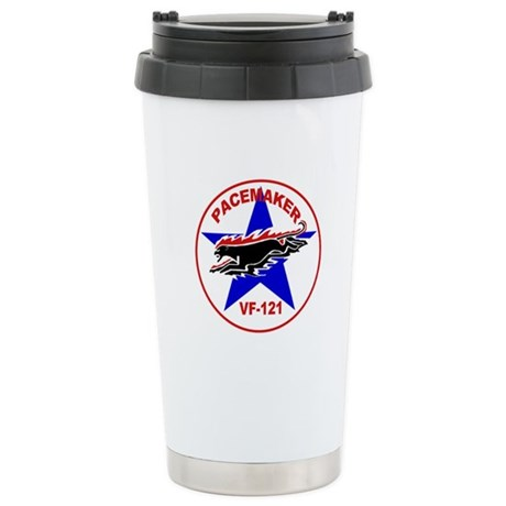 VF 121 Pacemaker Stainless Steel Travel Mug
