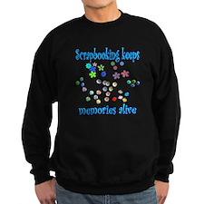 Scrapbooking Sweatshirt
