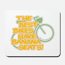 Banana Seat Bike Mousepad
