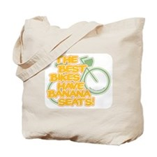 Banana Seat Bike Tote Bag