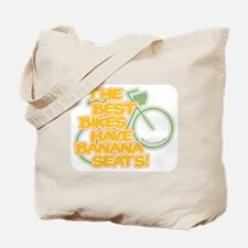 Banana Seat Bike Tote Bag