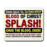 Spring Break Mission Mousepad