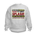 Spring Break Mission Kids Sweatshirt
