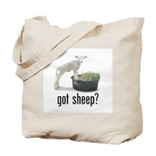 Got Sheep Tote Bag