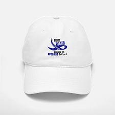 I Wear Blue For My Husband 33 CC Baseball Baseball Cap