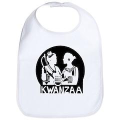 Kwanzaa Gift Bib