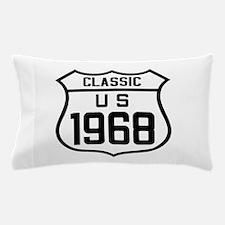 Classic US 1968 Pillow Case