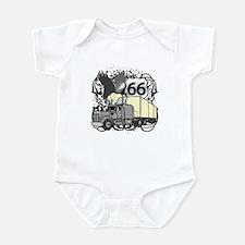 Eagle Trucker Infant Bodysuit