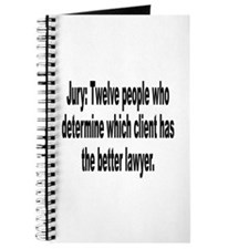 Jury, Lawyer and Justice Humor Journal
