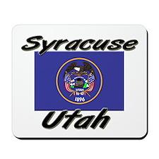 Syracuse Utah Mousepad