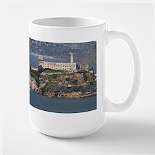 alcatraz island Mug