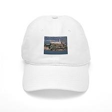 alcatraz island Baseball Cap