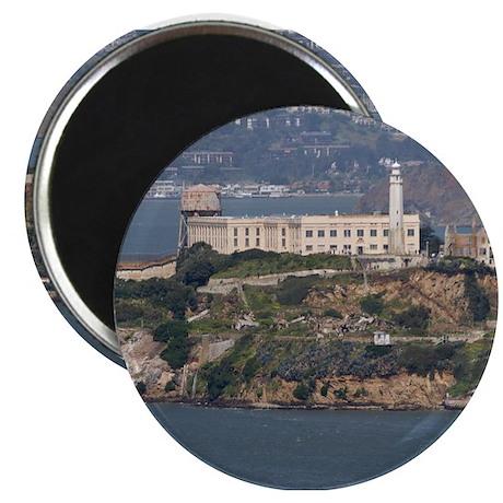 "alcatraz island 2.25"" Magnet (100 pack)"