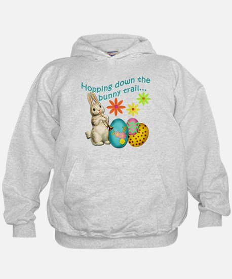 Hopping Down the Bunny Trail Hoodie