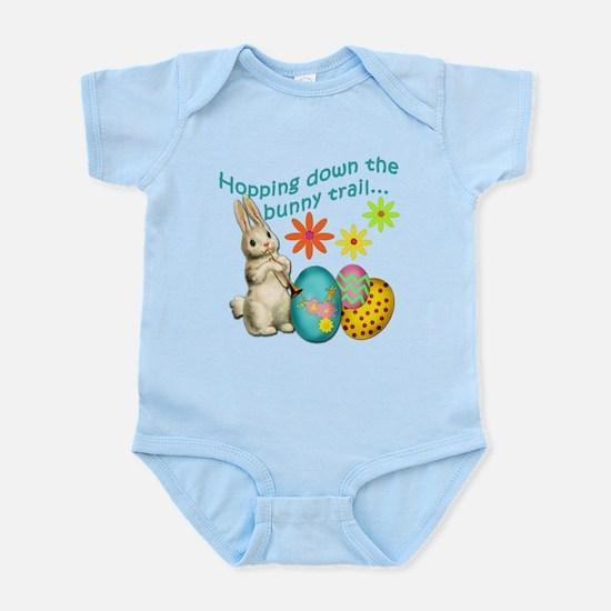 Hopping Down the Bunny Trail Infant Bodysuit