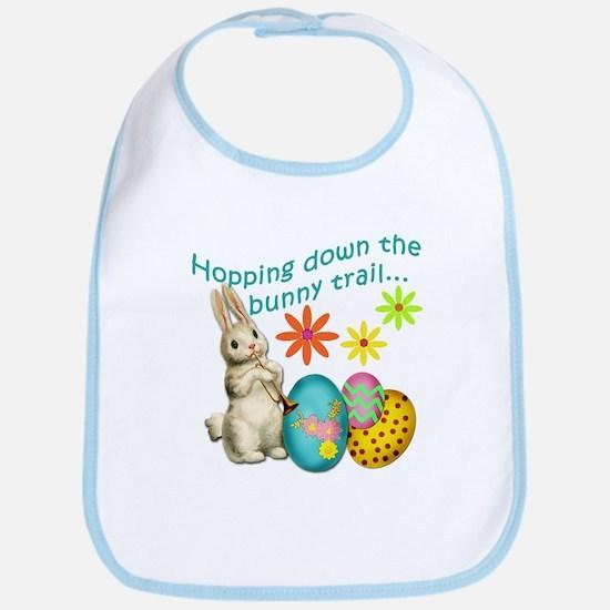 Hopping Down the Bunny Trail Bib