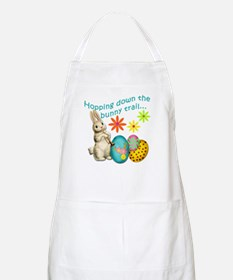 Hopping Down the Bunny Trail Apron