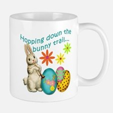 Hopping Down the Bunny Trail Mug