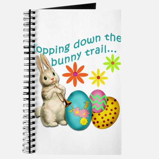 Hopping Down the Bunny Trail Journal
