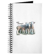 Whisper Lambs Got Sheep Journal
