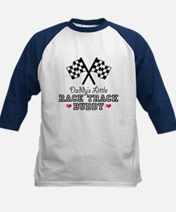 Daddy's Little Race Track Buddy Tee