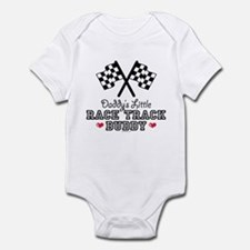 Daddy's Little Race Track Buddy Onesie