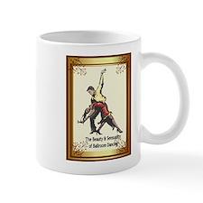 Ballroom Dancers Mug