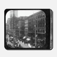 Broadway, NYC - Mousepad