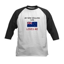 My NEW ZEALAND DAD Loves Me Tee